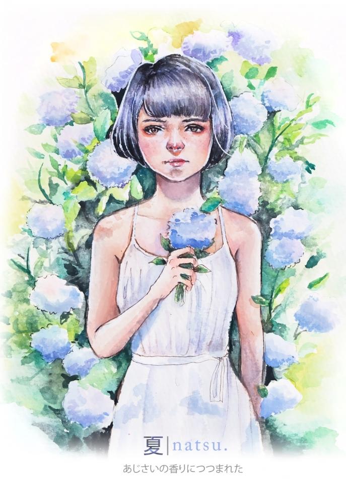 Pesona Musim Jepang Yang Dijadikan Lukisan Indah