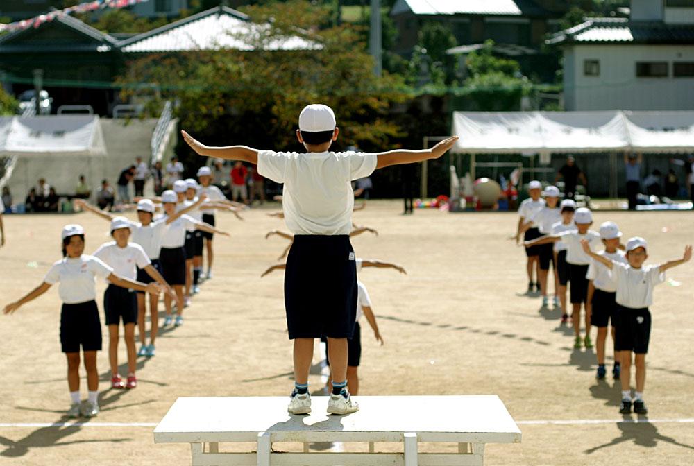 Tradisi Senam Pagi Jepang Yang Bernama Rajio Taiso