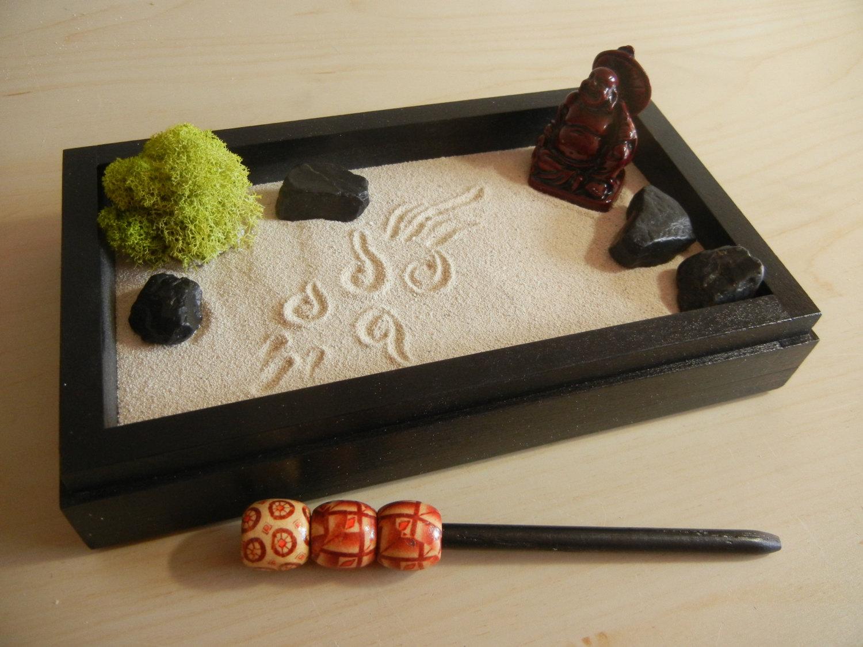 Membuat Miniatur Zen Garden Yang Indah
