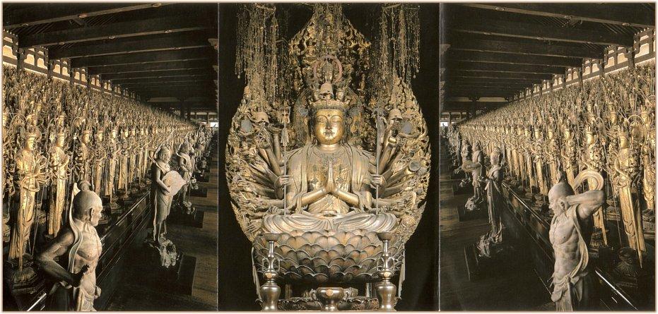 Kannon Sosok Dewi Dalam Kepercayaan Agama Buddha Jepang