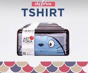 artforia tshirt