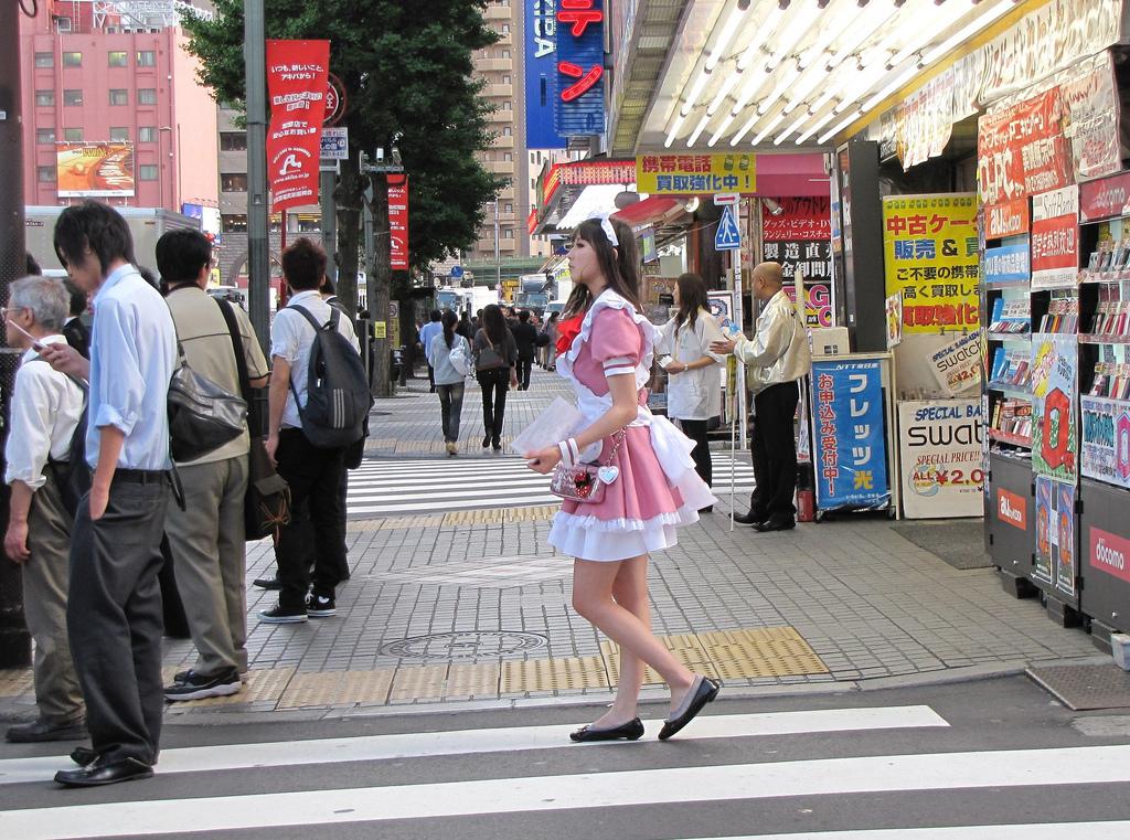 5 Lokasi Tepat Untuk Berbelanja Besar Di Jepang