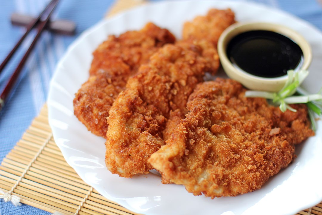 Mengenal Dan Membuat Chiken Katsu