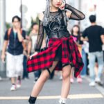 Original Harajuku Fashion Street Monster Girl