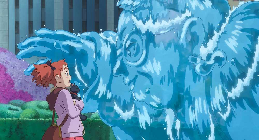 Animasi Mary And The Witch Flower Raih Kesuksesan Besar Diluar Jepang