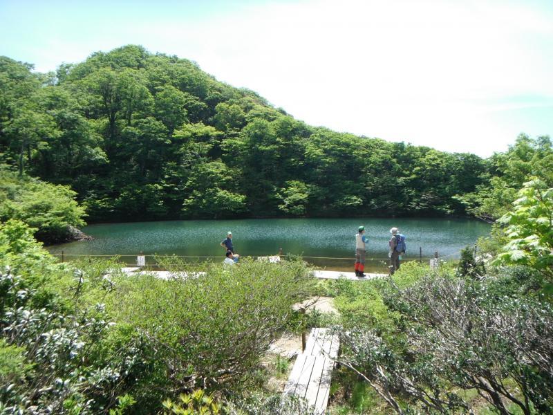 Legenda Kolam Naga Yashaga Prefektur Fukui