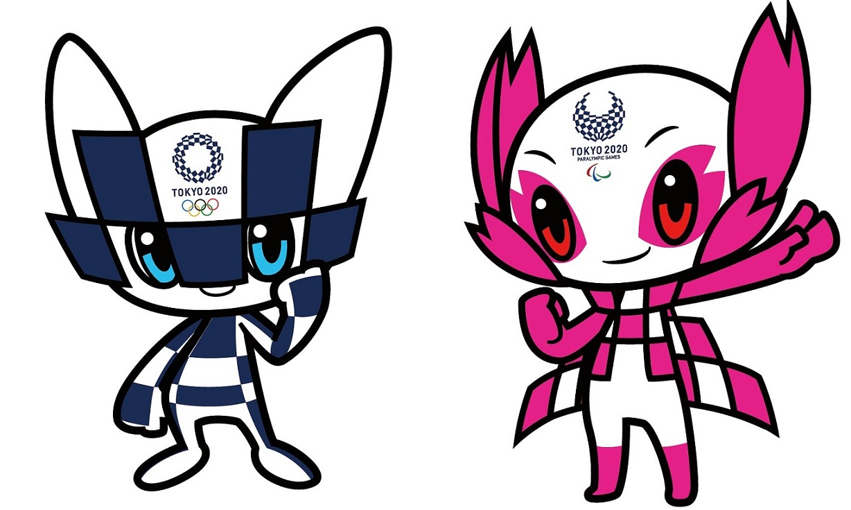 Jepang Telah Resmikan Maskot Untuk Olimpiade 2020