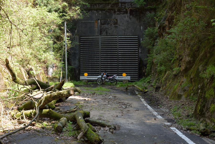 Terowongan Tua Nagano Prefektur Mie Menyimpan Banyak Misteri