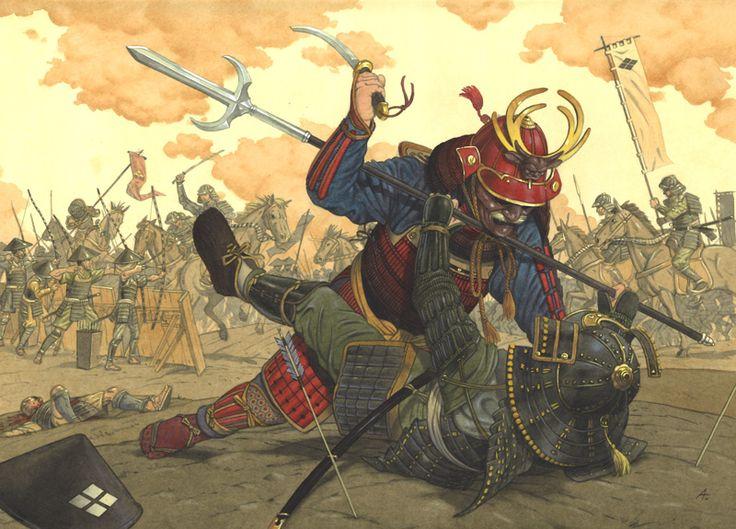 5 Klan Terkuat Jepang Selama Periode Sengoku Jidai