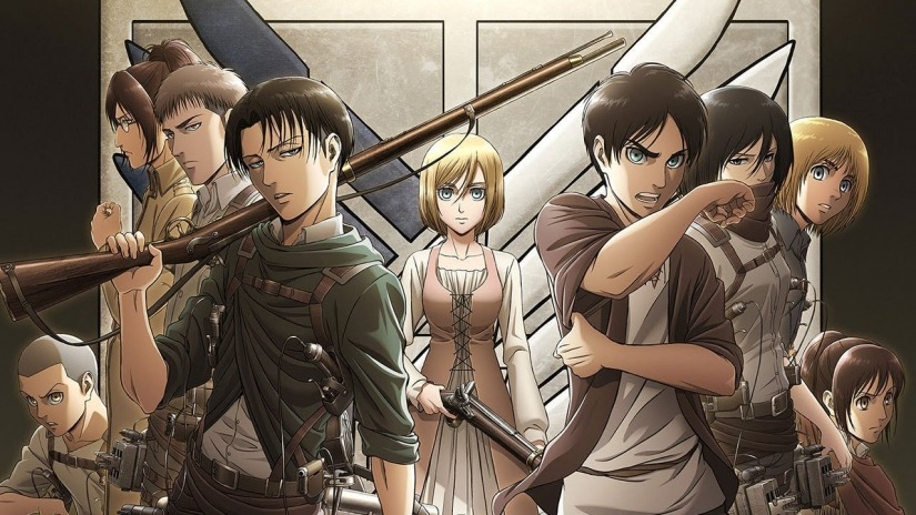 Anime Attack on Titan Season 3 Siap Meluncur Pada Bulan Juli 2018