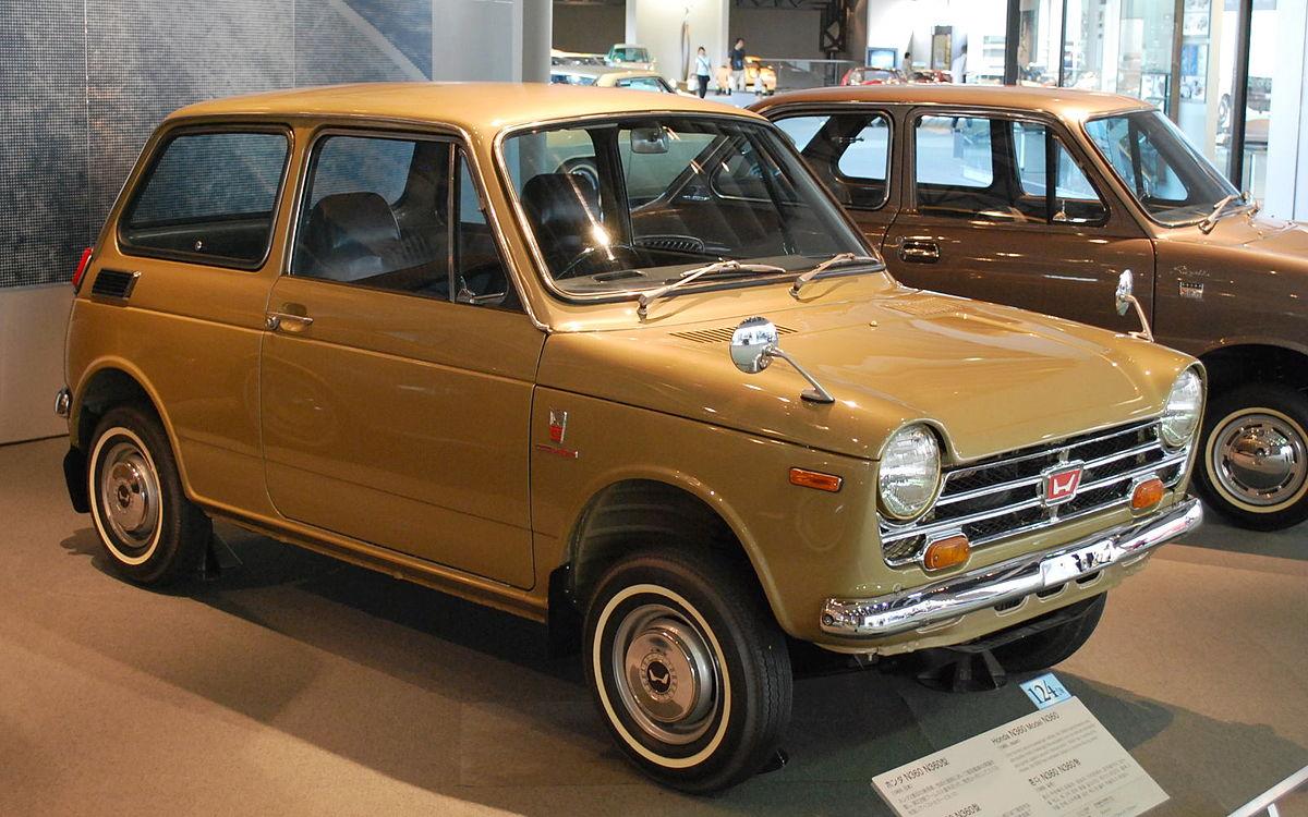 8 Mobil Klasik Mini Jepang Yang Populer Dan Melegenda