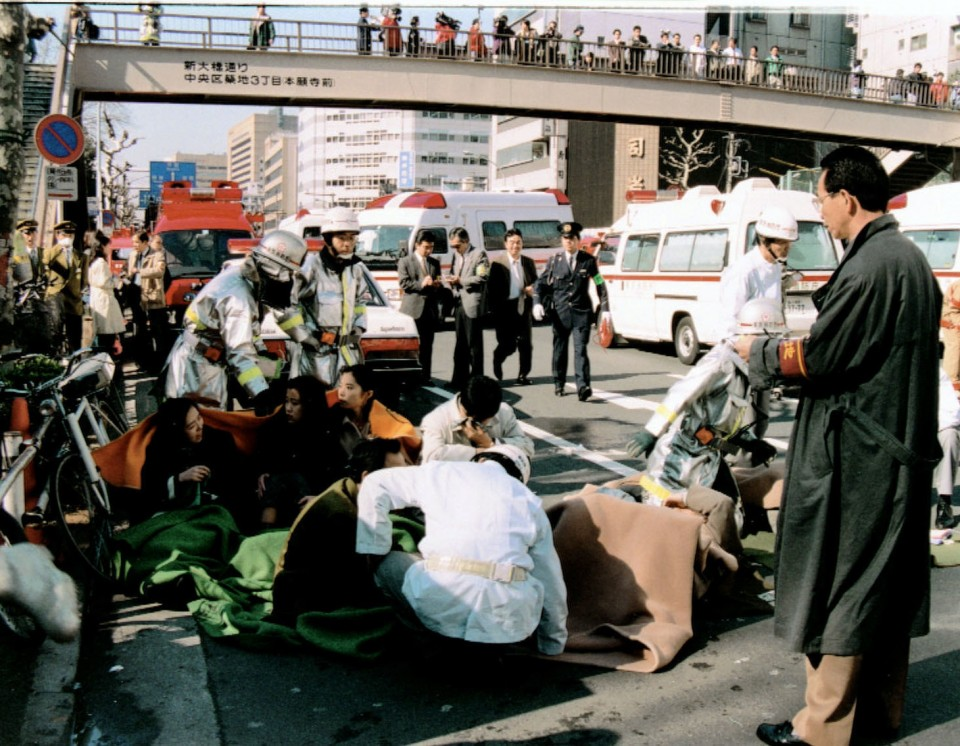 Pelaku Terorisme Dan Aliran Sesat Shinrikyo Telah Jalani Hukuman Mati