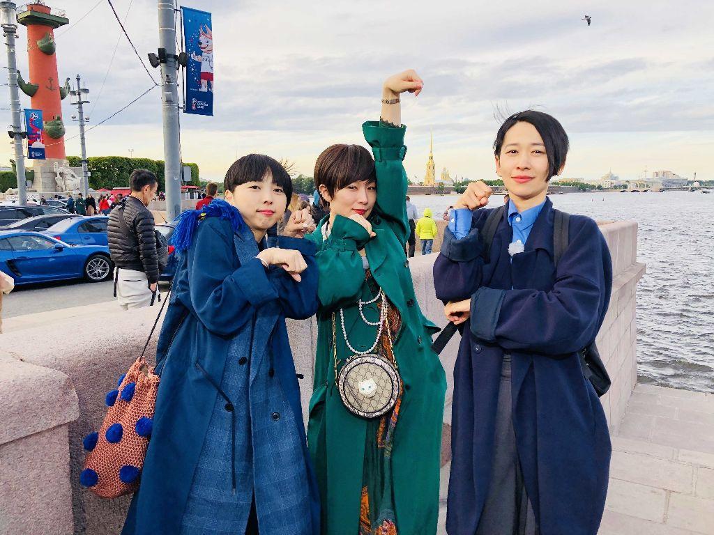 Petualangan Shiina Ringo Di Rusia Dalam Program Televisi NHK