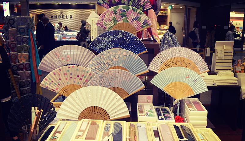 Intip Cara Pembuatan Tradisional Dari Kipas Lipat Jepang