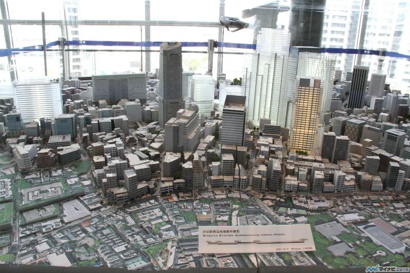 Beberapa Gedung Pencakar Langit Baru Akan Dibangun Di Shibuya