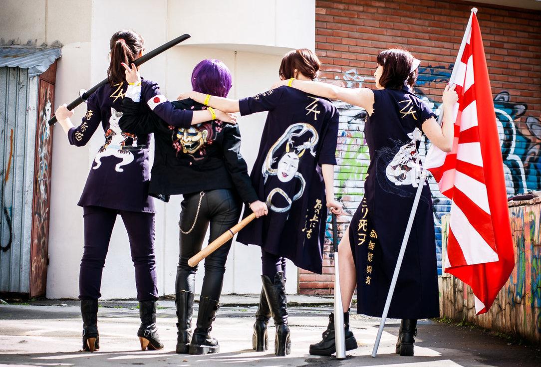 4 Gaya Fashion Jepang Ini, Bakal Membuatmu Terlihat Unik Sekaligus Cantik