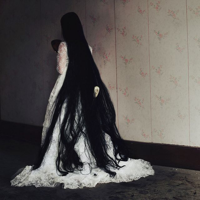 Kisah Hantu The Black Hair Yang Diselimuti Kesedihan