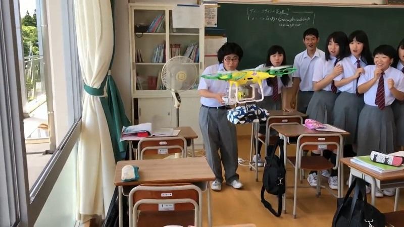 Unik Dan Lucu ! Murid Sekolah Jepang Dalam Melakukan Haya-Ben !