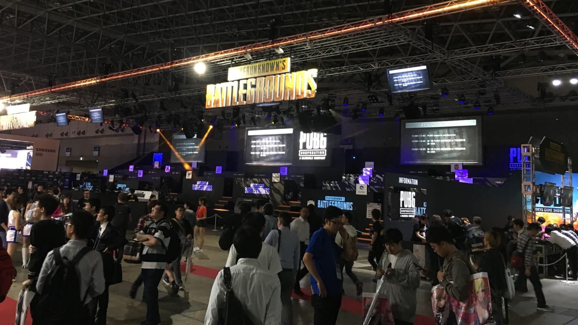 Ini Dia 5 Booth Tersukses Selama Acara Tokyo Game Show 2018 Berlangsung !!