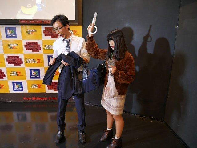 Cosplay Halloween Dengan Konsep Unik Yang Viral Di Jepang