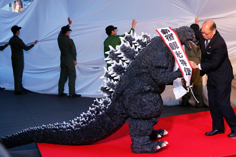 Godzilla Bukan Lagi Monster, Melainkan Penduduk Resmi Jepang !