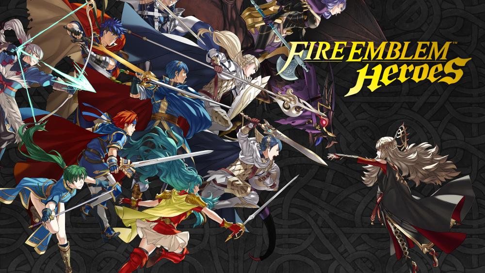Game Mobile Fire Emblem Heroes Dapatkan Sidestory Baru Dan 4 Karakter Baru Dalam Menyambut Tahun Baru 2019