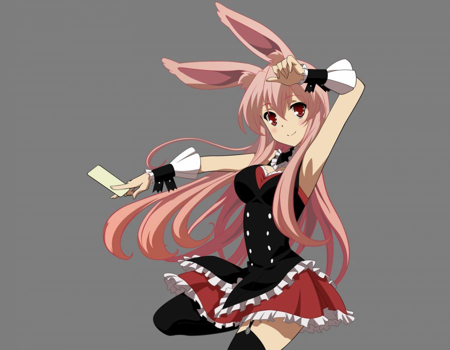 Suka Dengan Dengan Penampilan Gadis Bertelinga Kelinci ? Ini Dia Daftar Gadis Anime Terpopuler Dengan Telinga Kelinci Versi Artforia !