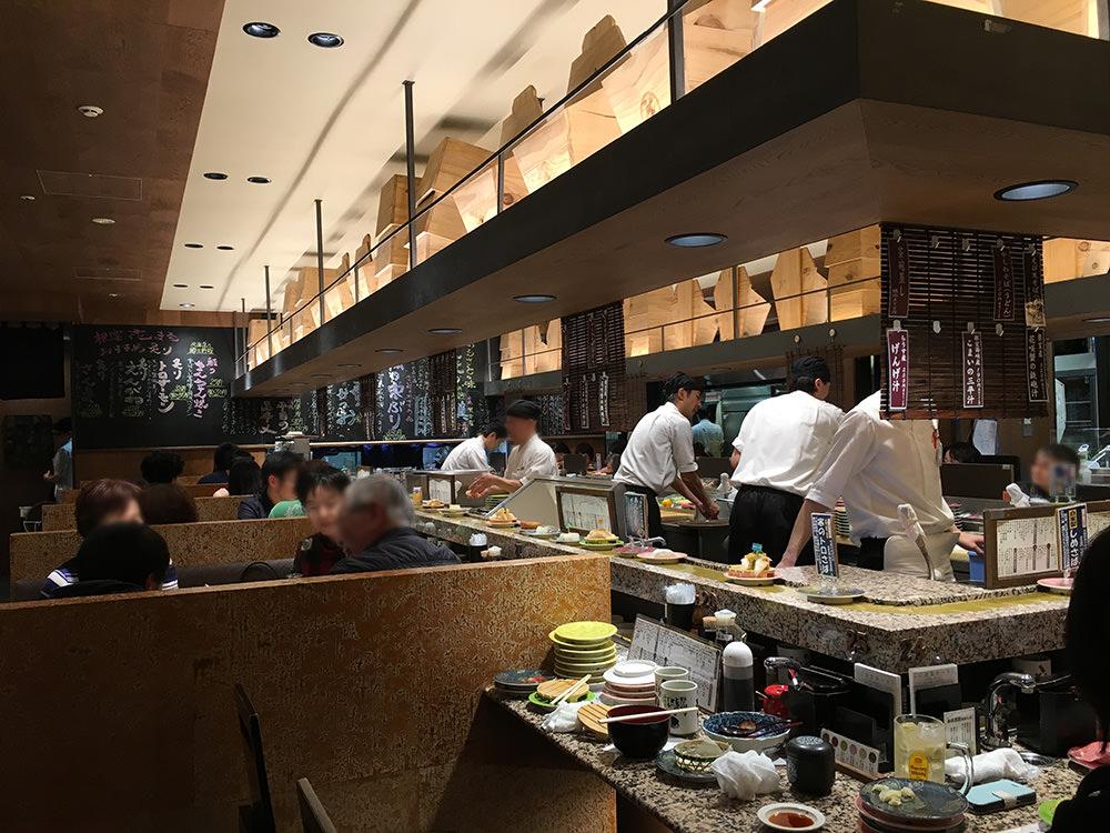 5 Restoran Sushi Terpopuler Yang Ada Di Kota Sapporo Prefektur Hokkaido